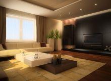 Tipy na osvětlení obývacích pokojů, kuchyní a koupelen